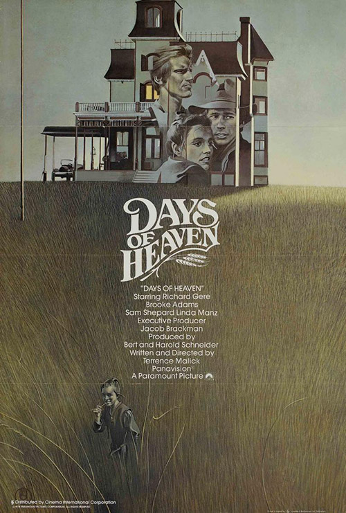 Days Of Heaven (1978) Dir. Terrence Malick