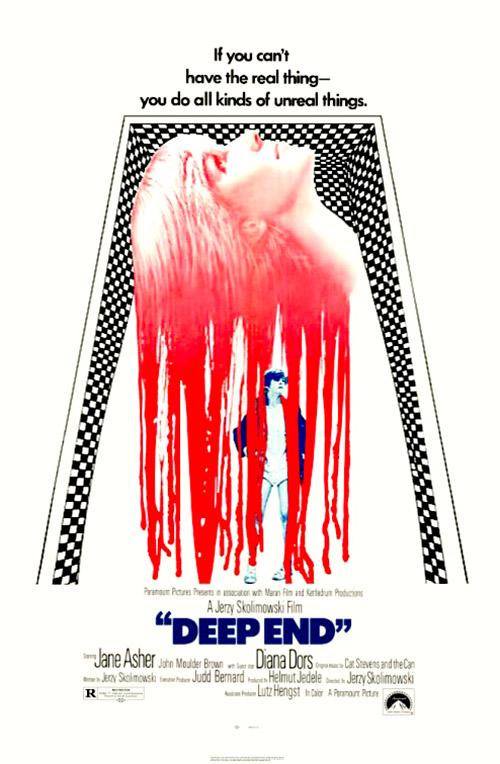 Deep End (1970) Dir. Jerzy Skolimowski