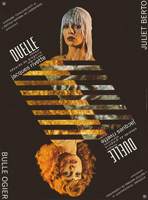 Duelle (1976) Dir. Jacques Rivette