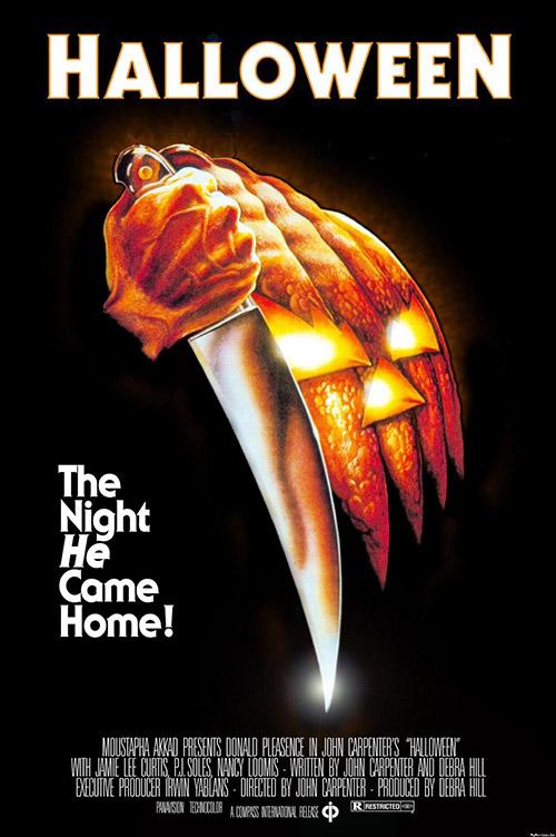 Halloween (1978) Dir. John Carpenter