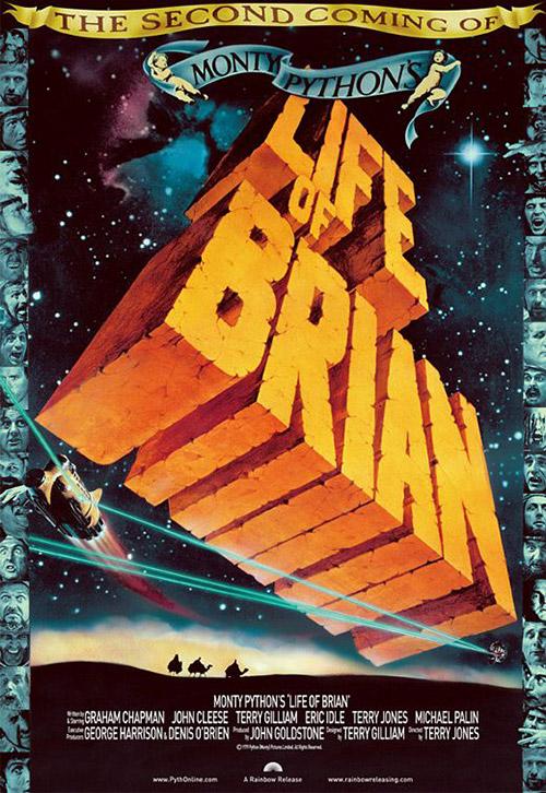 Life Of Brian (1979) Dir. Terry Jones