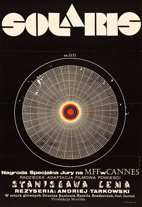 Solaris (1972) Dir. Andrei Tarkovsky