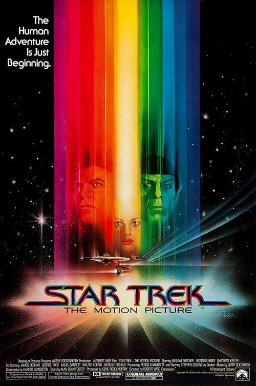 Star Trek: The Motion Picture (1979) Dir. Robert Wise