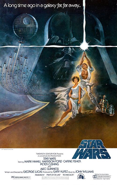 Star Wars (1977) Dir. George Lucas