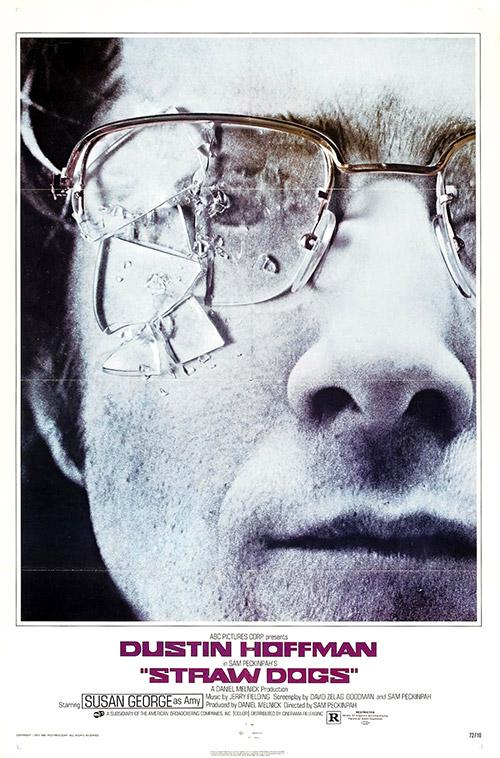 Straw Dogs (1971) Dir. Sam Peckinpah